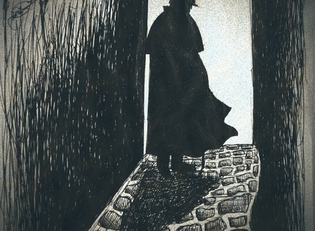 Jack The Ripper: The Dark Word in the Dark Place at the Dark Time...