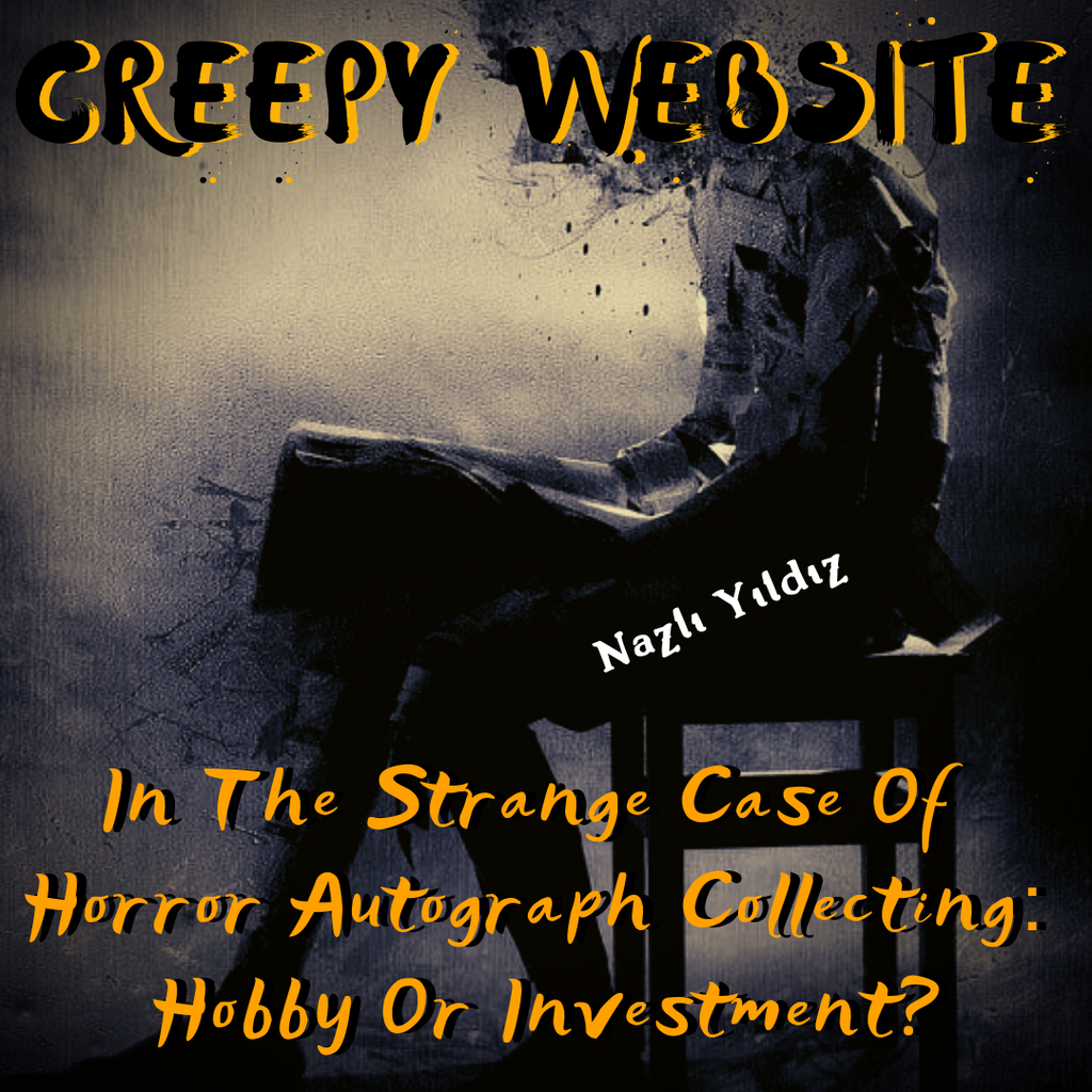 Creepy Website / Scarecrow / Subconsicious Fears