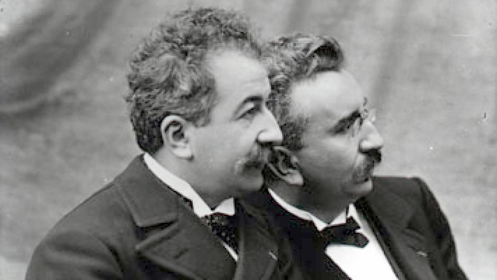 Before Hollywood there was Louis and Auguste Lumière. An exhibit at the Grand Palais, Lumière ! Le cinéma inventé, looks back to the origins of film, which are here in France. The Lumière brothers invented a camera and projector 120 years ago, changing the course of moving picture history.