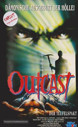A Super Cult Horror; Outcast 1990 (Psychotronic Review)