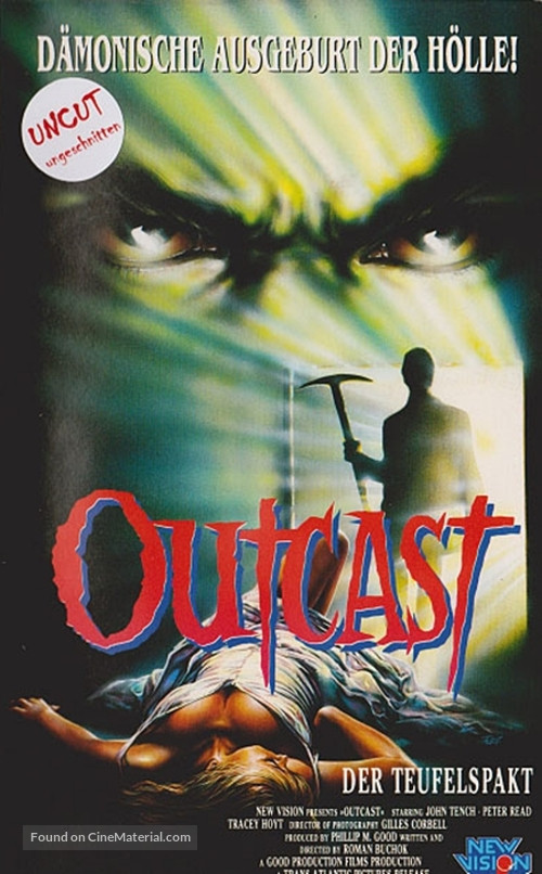 A Super Cult Horror; Outcast 1990 (Psychotronic Review)