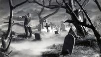 Scene from Son Of Frankenstein