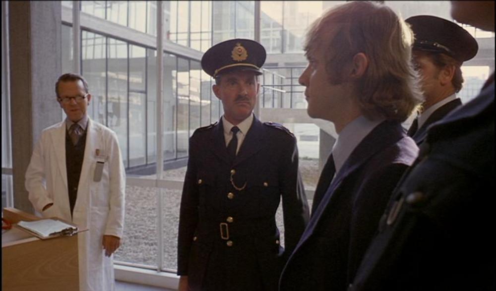Michael Bates in A Clockwork Orange (1971)
