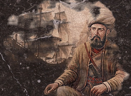Mystic Meter: Ottoman Admiral, Piri Reis and his Legendary Explorations