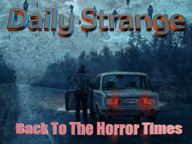 Daily Strange: Back To The Horror Times!