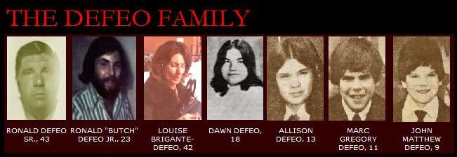 THE DEFEO FAMILY (Photo source: longislandhub.com)