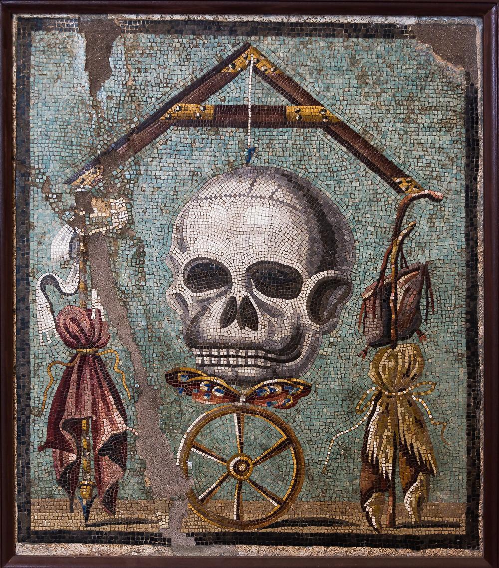 Ancient Greek Ghost Artwork