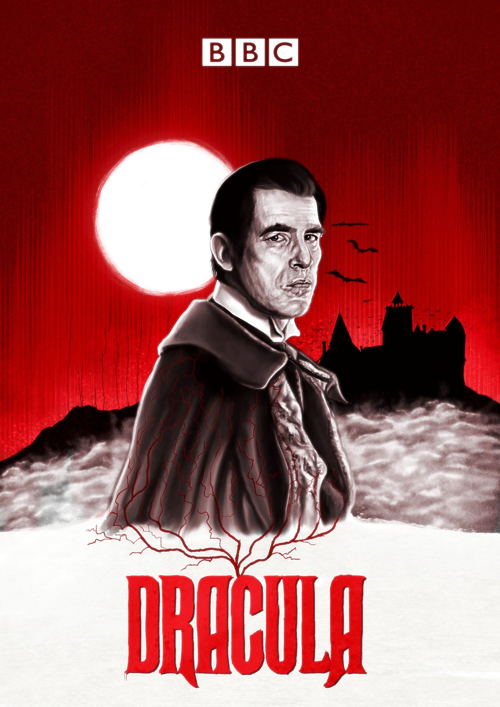 BBC Channel bring fresh blood to the iconic vampire, Dracula for the bloody winter.