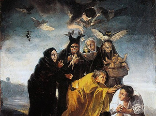 About Witches and Such: An Objective Peek by Jean Cirrita