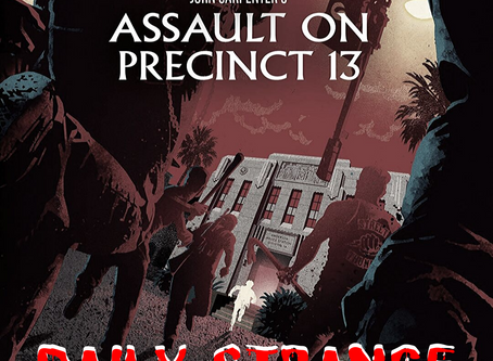 Looking Back To John Carpenter's Assault On Precinct 13