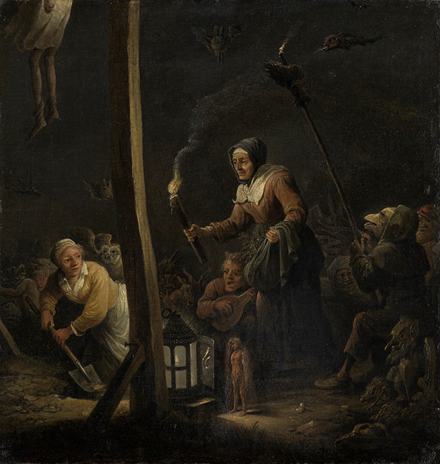 David Teniers - Witch scene 2