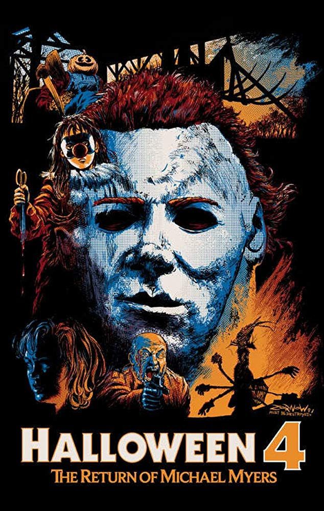 Cult Horror Movie Of The Week: Halloween IV The Return Of Michael