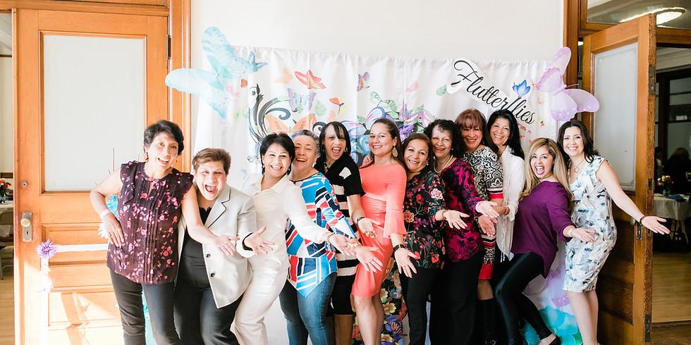Celebrando Mujeres Latinas 2019