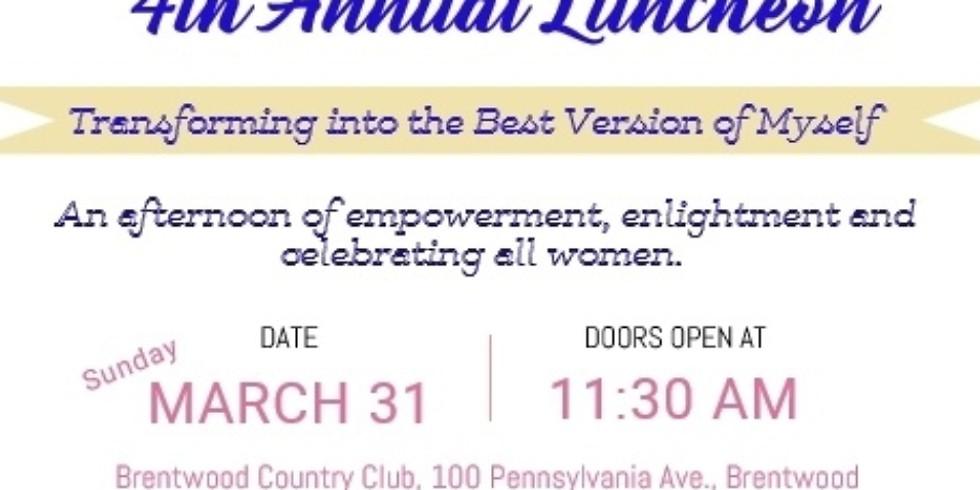 4th Women Empowerment Luncheon
