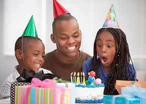 To celebrate a Birthday at iPLANETS ACADEMY please give at least a 4-day notice