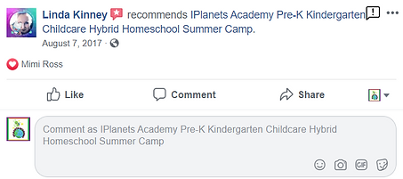 iPLANETS ACADEMY-Linda Kinney Review