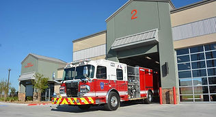 Forney Texs Fire Department protecting iPlanets Academy