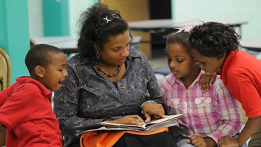 iPlanets Academy Teachers Reading