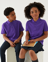 is Purple allowed at iPlanets Academy