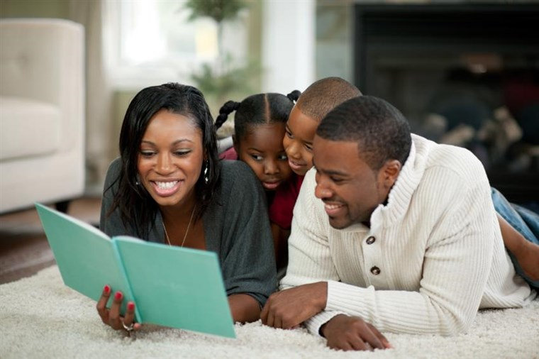 iPlanets Academy-Families Reading