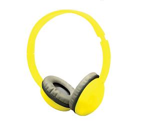 iPlanets Academy Headphones Yellow