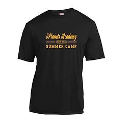 iPlanets Academy 2021 Summer Camp Tee