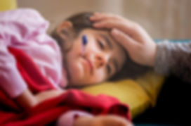 Sick Children Should be Home instead of