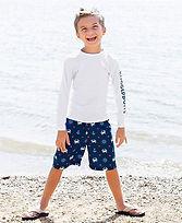 Boys Long Sleeve Swim Shirt-iPlanets Academy Dress Code.jpg