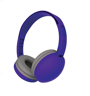 iPlanets Academy Headphones Purple