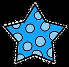 Polka Dot Star_Blue.png
