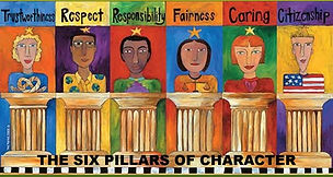 More information about the Character Counts! program at iPlanets Academy