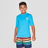 iPlanets Academy-Acceptable Attire: Trunks with a short sleeve swim shirt