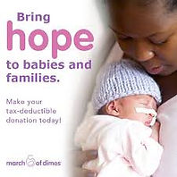 iPlanets Academy supports the March Of Dimes