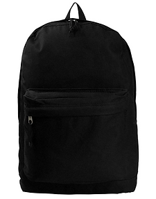 iPlanets Academy SOLID black Back Pack