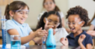 Girls Rock in Science at iPlanets Academ