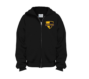 iPlanets Academy Full Zip Hoodie Jacket
