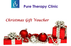 Massage Christmas Gift Voucher