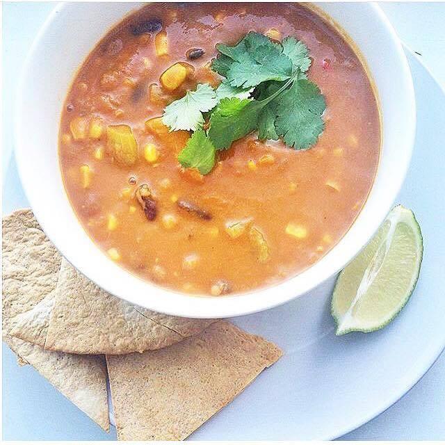 Mmmmmexican soup
