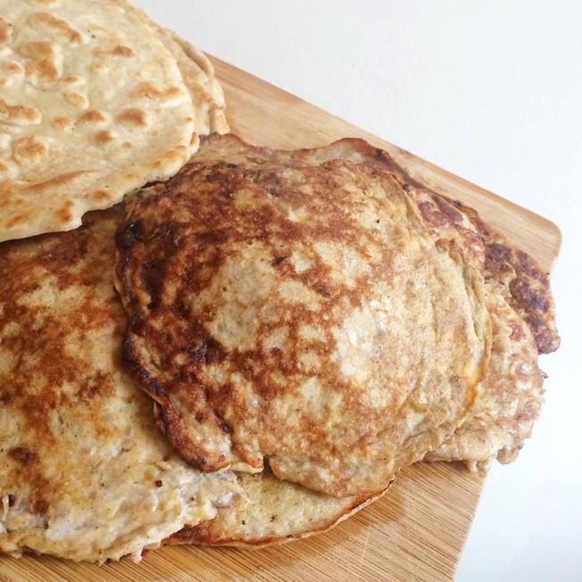 Vegan  & GF Pancakes