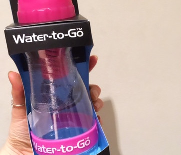 This bottle is amazing! (Water-to-Go)