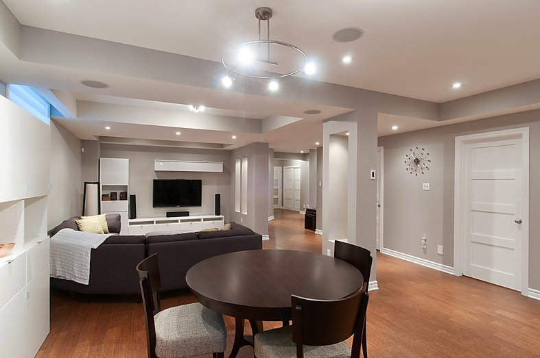 Turn your basement into a self contained