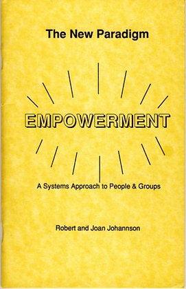 Empowerment: A Systems Approach to People and Groups