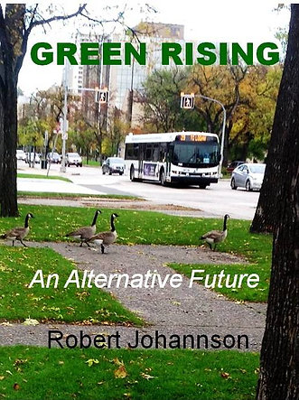 Green Rising: An Alternative Future