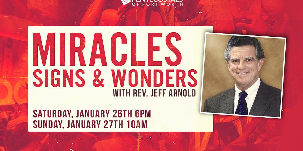 Rev. Jeff Arnold Revival