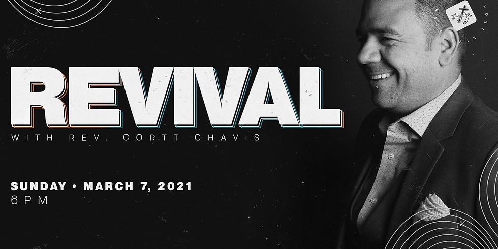 Revival with Rev. Cortt Chavis