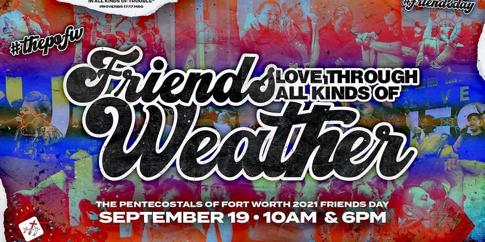 2021 POFW Friends Day