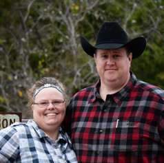 Bryan and Tammy Linton