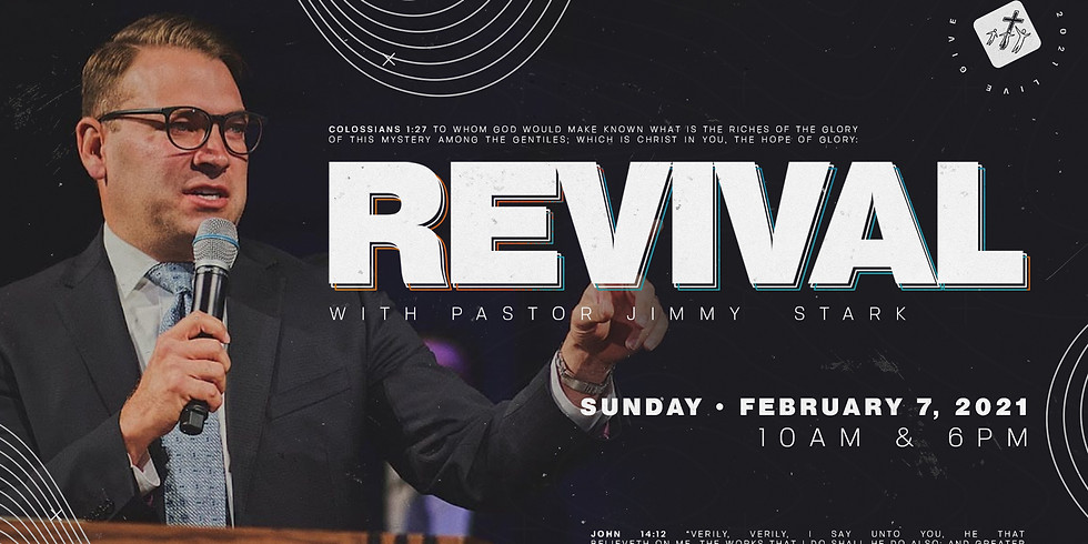 Revival with Rev. Jimmy Stark