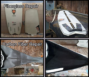 surfboard and equipment resurrectionsfor