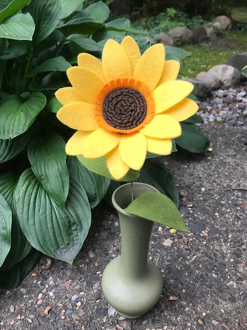 Sunflower Stems - 3 stems